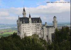 Волшебный замок Нойшванштайн