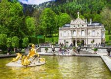 Магический дворец Линдерхоф