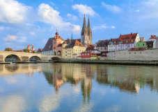 Регенсбург - Жемчужина Дуная